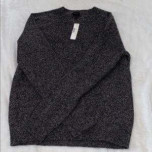 JCrew 100% Wool Sweater